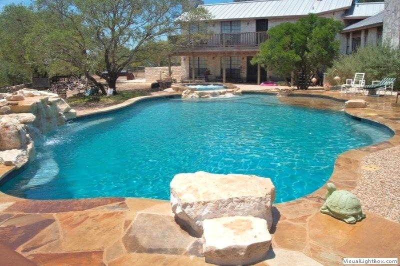 Pool Builder Austin Texas
